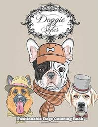 20 Gorgeous And Stress Relieving Adult Coloring Books For Dog