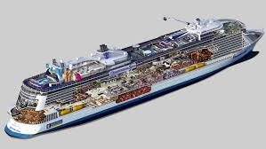 Serenade Of The Seas Deck Plan 4 by Deck Deck 9 Of The Ship Quantum Of The Seas Royal Caribbean