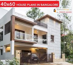 100 House Architecture Design 40x60 HOUSE PLANS In Bangalore 40x60 Duplex Plans In