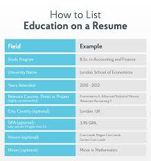 What To Put On A Resume [7+ Job-Winning Sections] 19 Listing Education On Resume Examples Worldheritage 10 Where To List Proposal Resume How To List Ooing Education On Letter An Mba Applicants Looks Like Difference Between 7 Different Formats 3resume Format Skills 6892199 What Put Under A Samples Rumamples Tosyamagdaleneprojectorg 12 Amazing Examples Livecareer 77 Pretty Pics Of High School Best Of Real Video Game That Worked