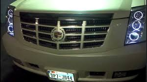bgncustoms AAC Style Oracle Lights 2010 Cadillac Escalade