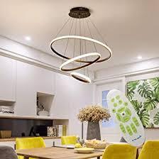 led pendelleuchte modern dimmbar esszimmerle design