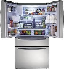 Samsung Counter Depth Refrigerator by Samsung 22 6 Cu Ft Counter Depth 4 Door French Door