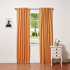 One Way Decorative Traverse Curtain Rods by 4 Popular Curtain And Drape Panel Styles