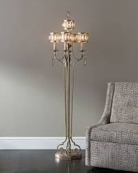 Tahari Home Lamps Crystal by Floor Lamps Crystal U0026 Brass Floor Lamps At Neiman Marcus Horchow
