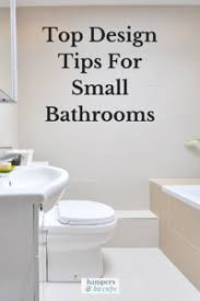 top design tips for small bathrooms that will make your