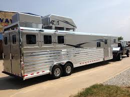 4-Star Trailers 3H Slant Champagne Metallic With Slide Out Heading ...