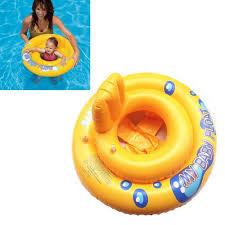 bouée siège bébé bouée gonflable pour bébés à partir de 1 2 ans siège bébé bouée de