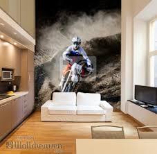 motocross wall mural motors enduro wallpaper murals