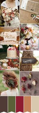 How To Create This Rustic Autumn Wedding Look
