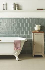 Tiling A Bathroom Floor Around A Toilet by How To Restore A Victorian House Metro Tiles Water Supply And