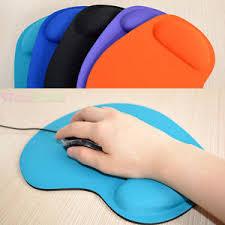navi grande poignet mousepad tapis souris gamer comfort optical