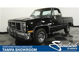 1985 GMC Sierra For Sale | ClassicCars.com | CC-1033300 Car Brochures 1985 Chevrolet And Gmc Truck Chevy Over The Top Customs Racing Restored Dually Youtube K15 Shortbed Cummins Cversion Diesel Power Magazine For Sale Classiccarscom Cc10624 Gmc Trucks Lifted Entertaing Sierra K1500 Review1985 Classicbody Off Restorationnew Fuel 1500 Pickup K73 Kissimmee 2013 Vintage Outstanding Scottsdale C1500 Pickup Truck Item 7320 Sold July 1979blackphantom Regular Cab Specs Photos