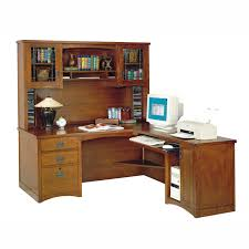 L Shaped Desk Walmart Instructions by Furniture Outstanding Corner Computer Desk With Hutch Design