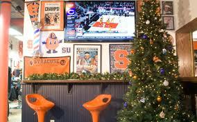 Christmas Tree Shop Syracuse Ny by Hall Of Fame Barber Shop Downtown Syracuse Ny