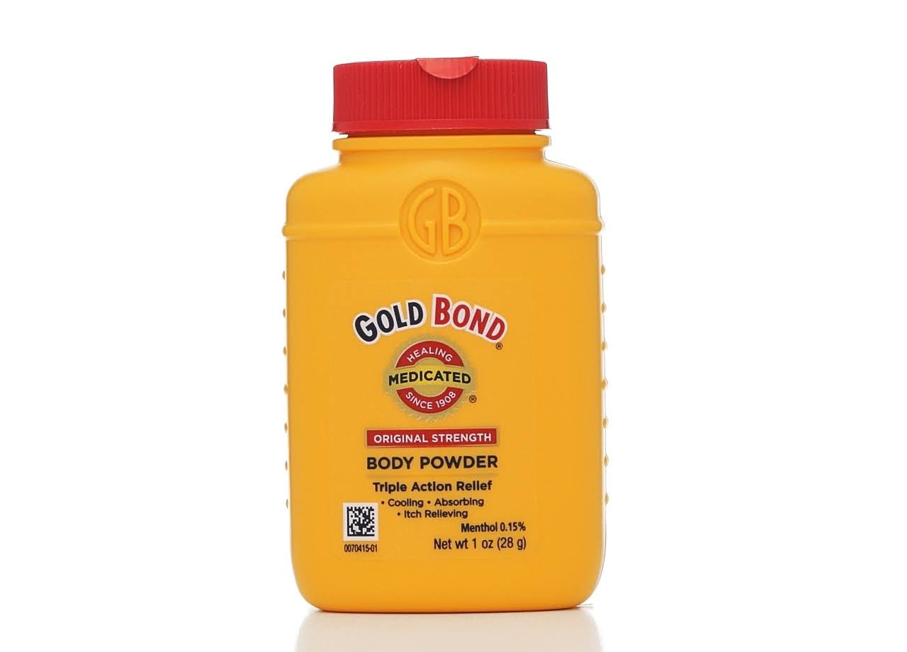 Gold Bond Original Strength Body Powder - 1oz