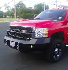 100 Truck Bumpers Chevy Chevrolet 1114 Silverado 2500 3500 Bullnose Or