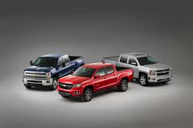 All-New 2015 Chevrolet Colorado Targets Mid-Size Pickup Trucks With ...