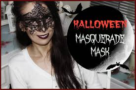 Purge Masks Halloween Express by Masquerade Mask Halloween Makeup Tutorial The In The Tartan