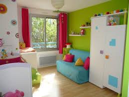 chambre enfant mixte charmant décoration chambre bébé fille pas cher avec chambre idee