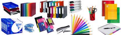 papeterie fournitures de bureau et fournitures scolaires bureau
