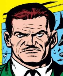 Alexander Gentry Last Appeared In Captain America 159 V1 Next Appears Defenders 36