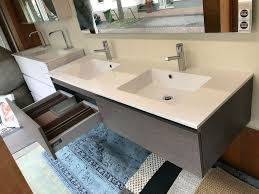 badezimmer möbel set 160 cm dekeyzer alke made in belgien neu