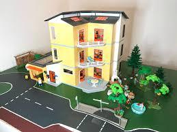دخان الفلك اتصل wohnhaus playmobil