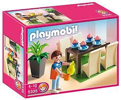 playmobil 5335 schickes esszimmer