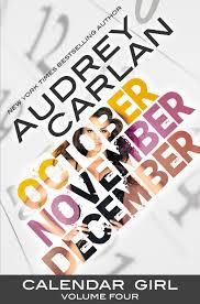Audrey Carlan Calendar Girl Volume 4