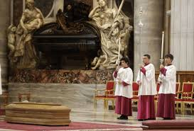 Cardinal Law s funeral treatment brings up old wounds for