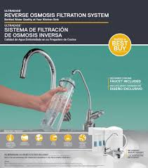 Ge Profile Reverse Osmosis Brushed Nickel Faucet by Whirlpool Wher25 Reverse Osmosis Water Filtration System Built