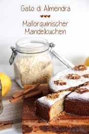 gato di almendra mallorquinischer mandelkuchen ohne mehl glutenfrei laktosefrei ohne