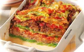 cuisiner chou frisé recette fausses lasagnes au chou frisé 750g