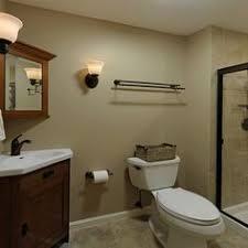 java tan pebble tile high end bathroom backsplash and small