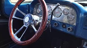 1960 Chevy Truck Short Wide Resto Mod - YouTube