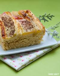 recette de cuisine saine recette bio gâteau ultra moelleux à la rhubarbe cuisine