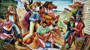 Most Famous Mural Artists by With Powerful Murals Hale Woodruff Paved The Way For African