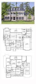 Plantation House Plan 77818