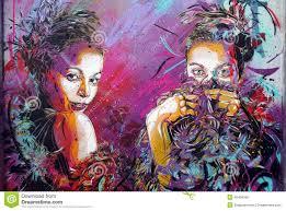 100 C215 Art Graffiti Characters Editorial Stock Image Image Of Painting 45466189