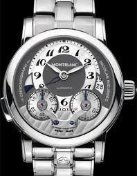 montre moderne et collection prix du neuf et tarifs des montres montblanc