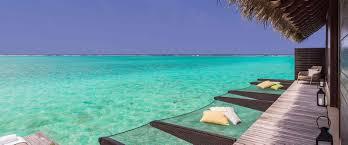 chambre sur pilotis maldives villa sur pilotis one only reethi rah maldives