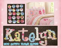 Pottery Barn Baby Wall Decor by The Funky Letter Boutique Popular Pottery Barn Kids Girls Bedding