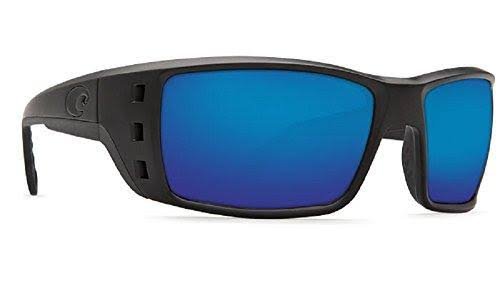 Costa Del Mar Permit Blackout Rectangular Sunglasses