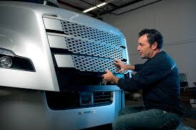100 Women Flashing Truck Drivers How Daimler Built The Worlds First SelfDriving Semi WIRED