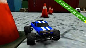 Toy Truck Rally 3D Android Game Gameplay [Game For Kids] - YouTube