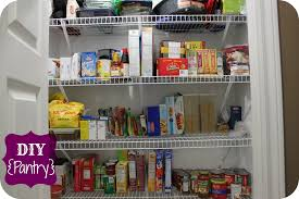 Curtain Wire Home Depot by Wire Pantry Shelving Kitchen Pantry Update Part 1 Pantries
