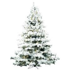White Snow Christmas Tree Diy Snowman Large With Led Vrcrivco