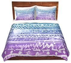 DiaNoche Designs DiaNoche Duvet Covers Twill by Organic
