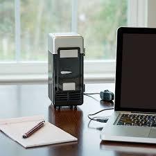 mini frigo de bureau un mini frigo usb de bureau pour refroidir sa canette topito